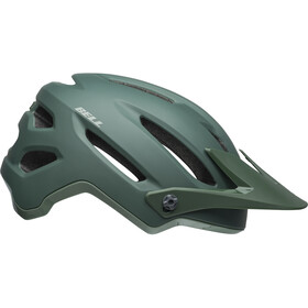 Bell 4Forty MIPS Helmet cliffhanger matte/gloss dark green/bright green
